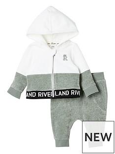 river-island-baby-velour-colour-block-tracksuit-khaki