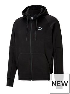 puma-classics-tech-full-zip-hoodie-black