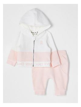 river-island-baby-baby-girls-zip-trough-tracksuit--nbsppink