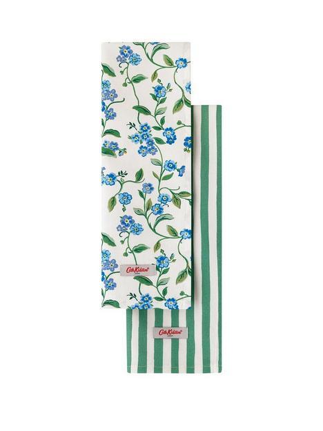 cath-kidston-grenwich-flowers-tea-towel-set-of-2