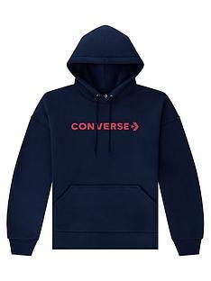 converse-embroidered-wordmark-hoodie-navy