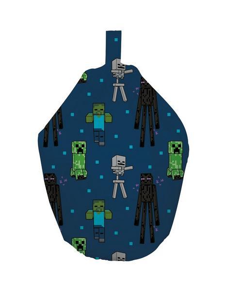 minecraft-creeps-beanbag