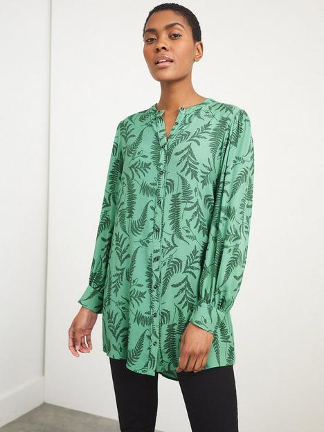 white-stuff-alia-printed-tunic-green
