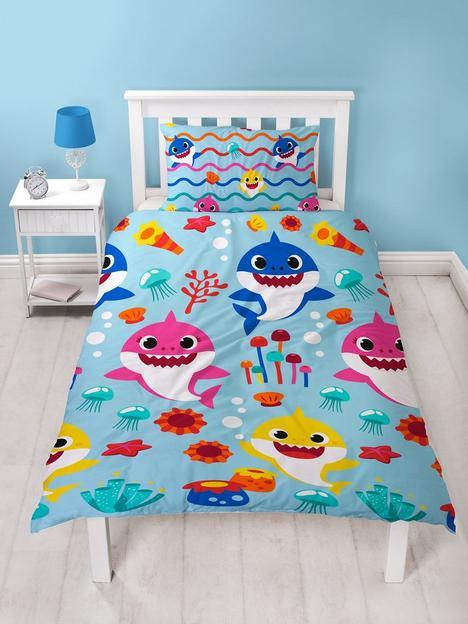 baby-shark-rainbow-singlenbspduvet-cover-set