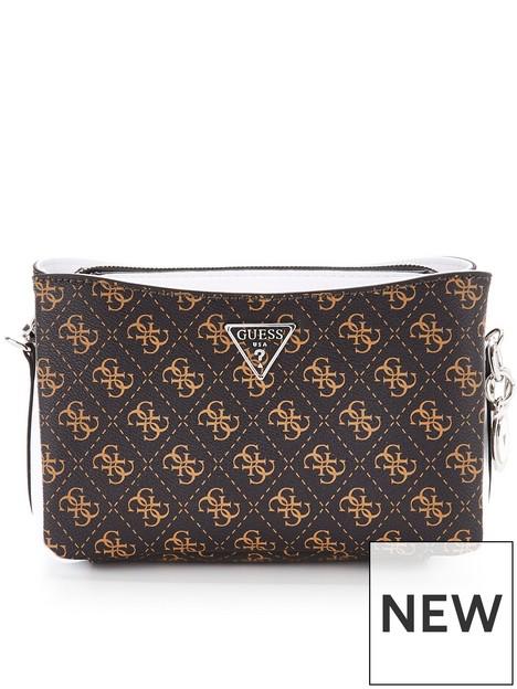 guess-ambrose-logo-top-zip-crossbody-bag-brown-logo