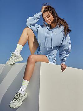 adidas-originals-satin-stripe-hoodie-light-blue