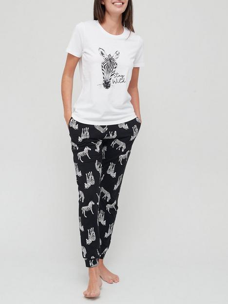 v-by-very-zebra-jogger-pyjamas-animal-print
