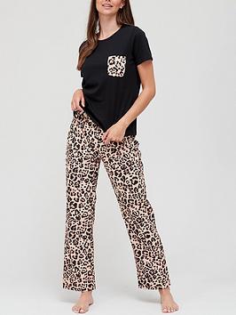 v-by-very-t-shirt-amp-trouser-pyjama-set-animalnbsp