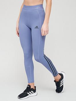 adidas-tech-fit-heatrdy-3-stripe-leggings-violet