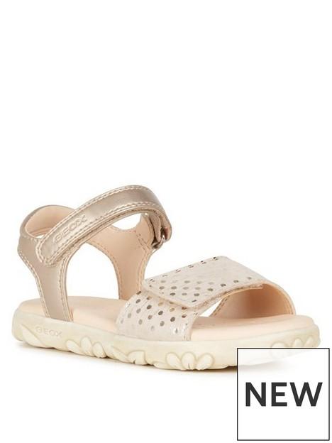 geox-girls-haiti-sandals-beige