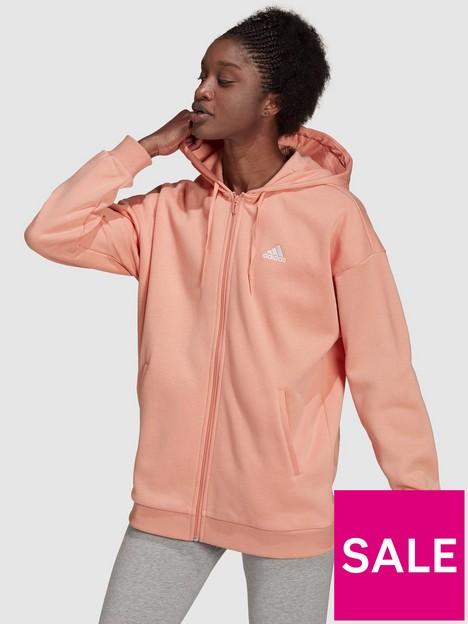 adidas-adidas-essentials-oversized-full-zip-fleece-hoodie