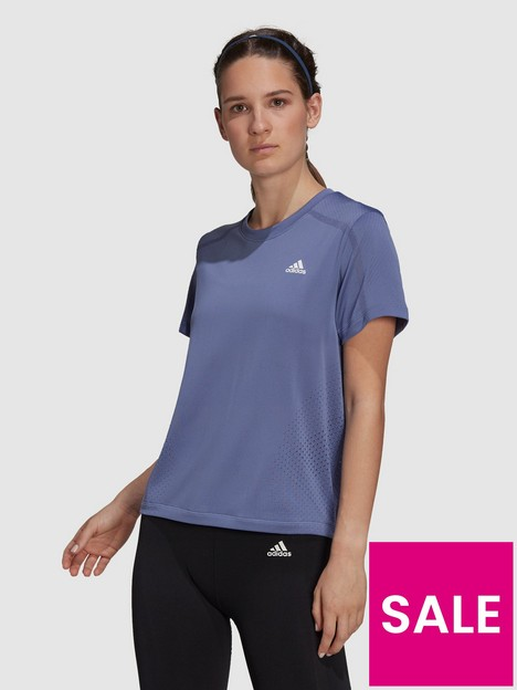 adidas-yoga-seamless-t-shirt-violet