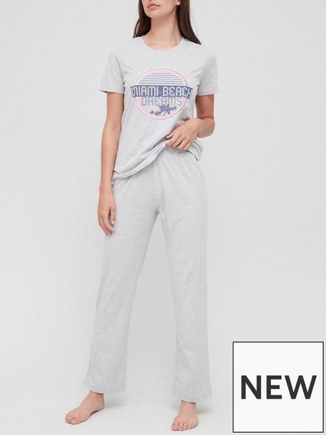 v-by-very-miami-beach-wide-leg-pyjamas-grey