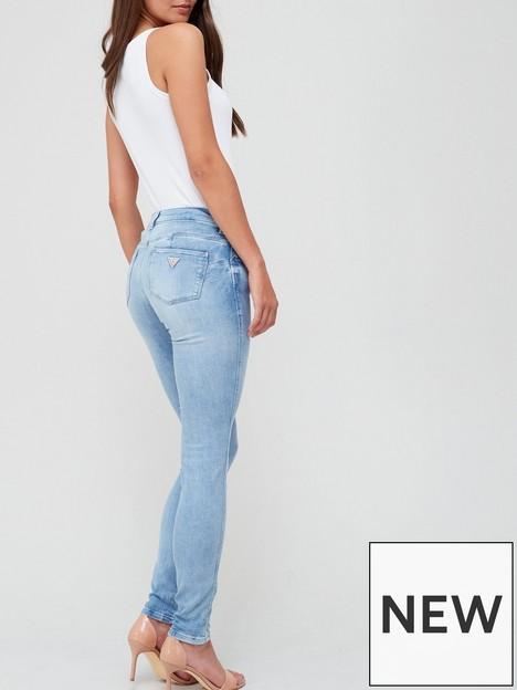 guess-curve-x-skinny-jean-light-blue