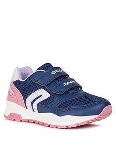 geox-girls-pavel-trainers-navypink