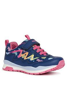 geox-girls-pavel-trainers-navy