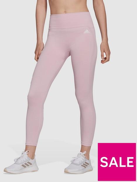 adidas-yoga-seamless-78-leggings-pink