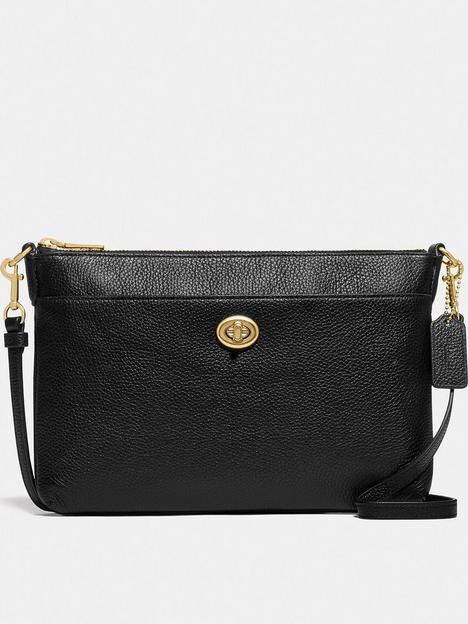 coach-polished-pebble-polly-cross-body-bag-black
