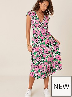 monsoon-floral-wrap-midi-dress--nbsppink