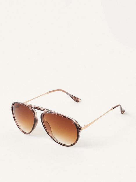monsoon-tessa-tort-aviator-sunglasses-brown