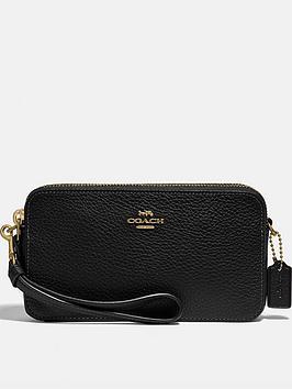 coach-kira-pebble-leather-cross-body-bag-black