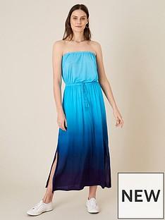 monsoon-ombre-bandeau-dress