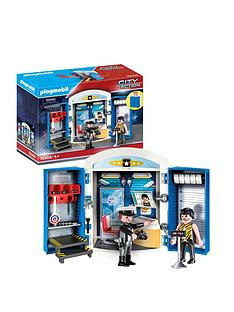 playmobil-70306-police-station-play-box