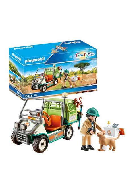 playmobil-70346-family-fun-zoo-vet-with-medical-cart
