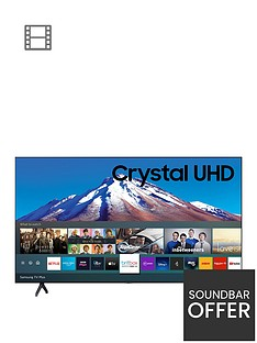 Samsung 2020 43 inch TU7020, Crystal UHD, 4K HDR, Smart TV Best Price, Cheapest Prices