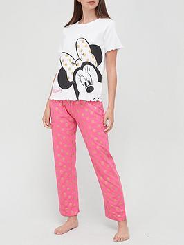 v-by-very-disney-minnie-mouse-glitter-wide-leg-pyjamas-print
