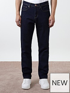 river-island-straight-tigger-jeans-blue