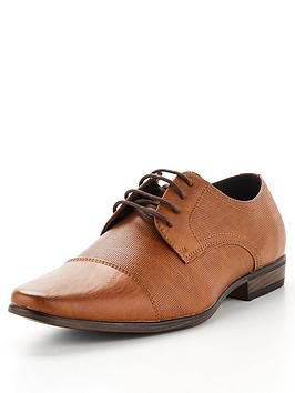 river-island-emboss-toe-leather-derby-shoes-brown