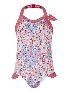 monsoon-girls-pretty-floral-halter-swimsuit-blue