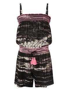 monsoon-girls-storm-tie-dye-playsuit-black