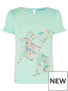 monsoon-girls-sew-unicorn-top-aqua