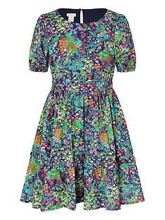 monsoon-girls-sew-wild-flower-dress-navy
