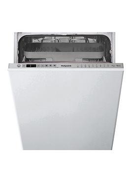 Hotpoint Hsio3T223Wceukn Slimline Integrated Dishwasher