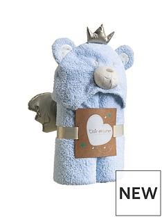 clair-de-lune-little-bear-hooded-blanket-blue