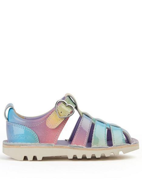 kickers-rainbow-sandal-multi