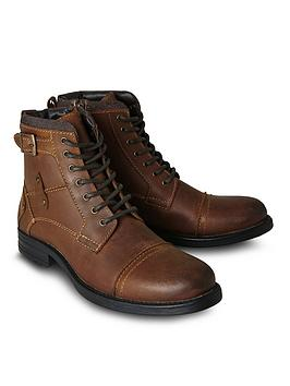 joe-browns-freestyle-leather-boots-tan