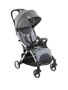 Chicco Goody Plus Auto Folding Stroller - Grey