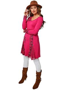 joe-browns-funky-fuchsia-tunic
