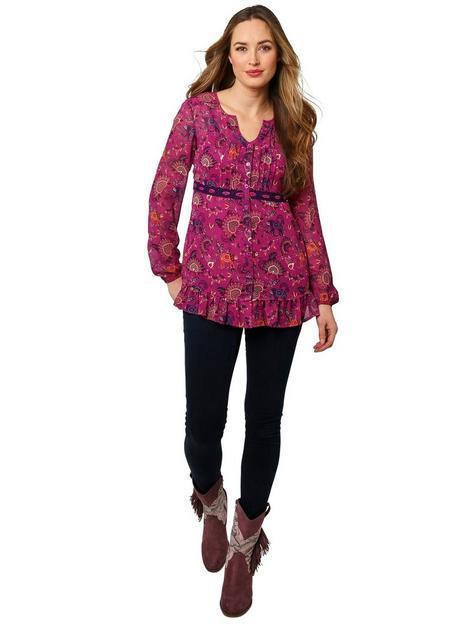 joe-browns-vibrant-print-blouse