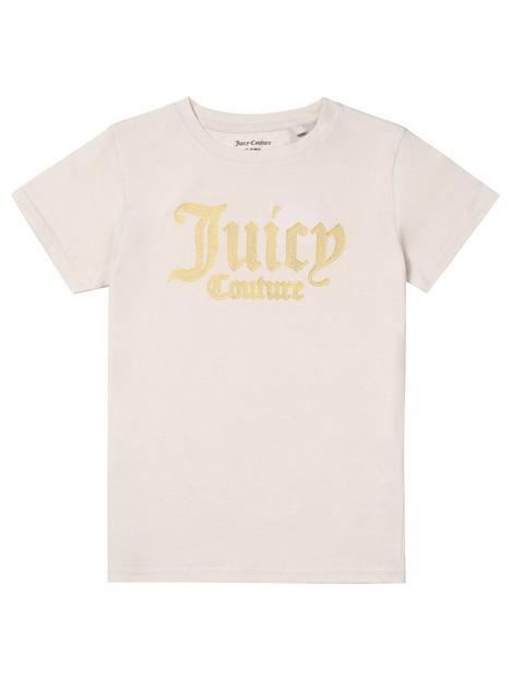 juicy-couture-girls-dot-print-tee-vanilla