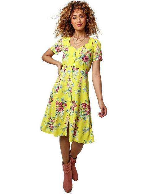 joe-browns-button-through-mini-dress