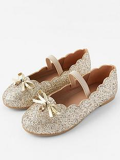 accessorize-girls-scallop-ballerina-shoes-gold