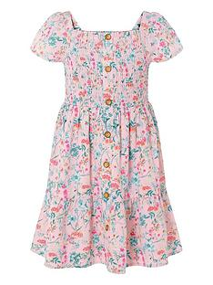 monsoon-girls-sew-floral-print-shirred-dress-pink