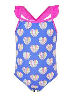 accessorize-girls-shell-print-swimsuit-blue