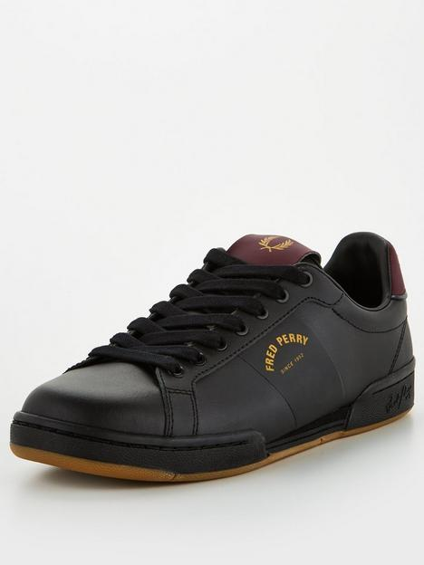 fred-perry-arch-logo-trainer-black