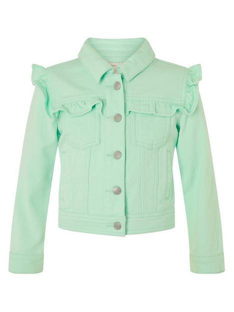 monsoon-girls-ruffle-denim-jacket-aqua